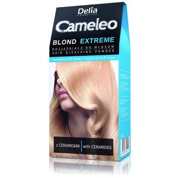 Delia Cosmetics Cameleo Blond Extreme rozjaśniacz do włosów 50 ml