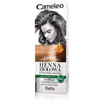 Delia Cosmetics Cameleo henna ziołowa nr 7.3 orzech laskowy 75 g
