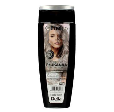 Delia Cosmetics Cameleo Płukanka do włosów srebrna z wodą jaśminową 200ml