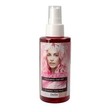 Delia Cosmetics Cameleo P艂ukanka do w艂os贸w w sprayu Pink 150 ml