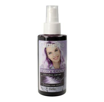 Delia Cosmetics Cameleo P艂ukanka do w艂os贸w w sprayu Violet 150 ml