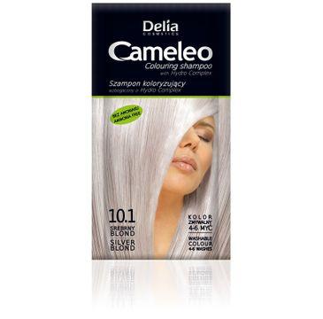 Delia Cosmetics Cameleo szampon do włosów koloryzujący 10.1 srebrny blond 40 ml