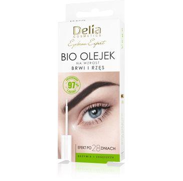 Delia Cosmetics Eyebrow Expert Bio Olejek na wzrost brwi i rzęs (7 ml)