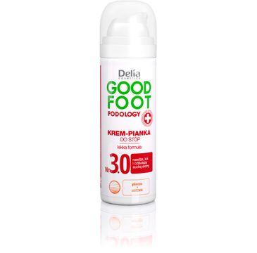 Delia Cosmetics Good Foot krem pianka do stóp 60 ml