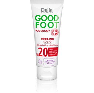 Delia Cosmetics Good Foot peeling do stóp dla skóry suchej i szorstkiej 60 ml