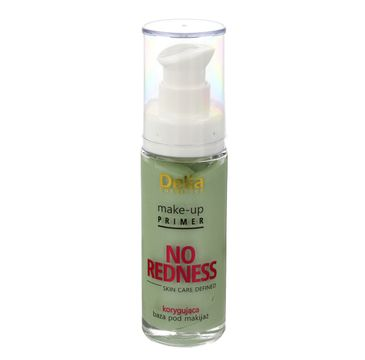 Delia Cosmetics Skin Care Defined baza pod makijaż No Redness korygująca 30 ml