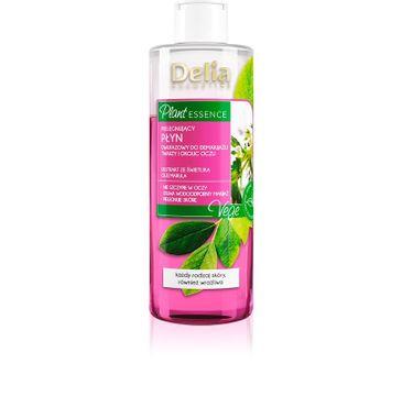 Delia Plant Essence Płyn dwufazowy do demakijażu twarzy i okolic oczu (200 ml)
