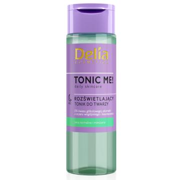 Delia Tonic Me Tonik rozświetlający do twarzy (200 ml)