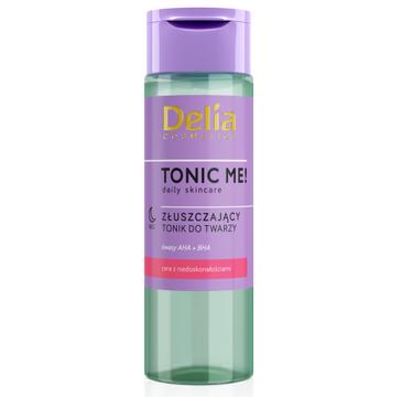 Delia Tonic Me Tonik złuszczający do twarzy (200 ml)