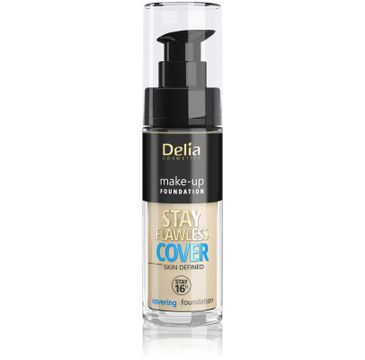 Delia – Podkład Stay Flawless Cover Skin Defined nr 502 (30 ml)