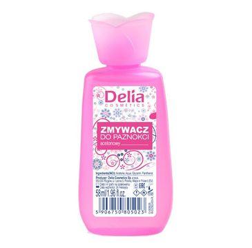 Delia – Zmywacz do paznokci (58 ml)
