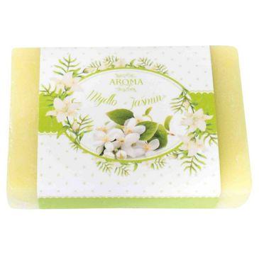 Delicate Organic Naturalne mydło w kostce Jaśmin 80g