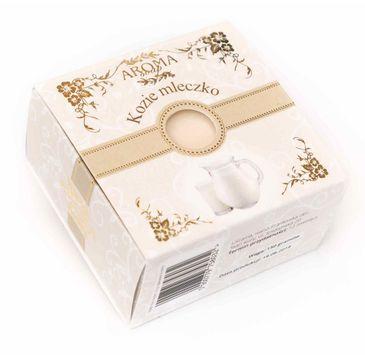 Delicate Organic Naturalne mydło w kostce Kozie Mleko 150g