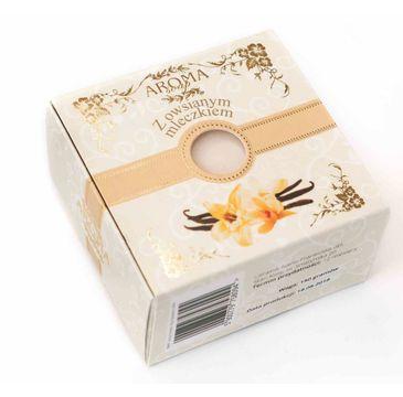Delicate Organic Naturalne mydło w kostce Mleczko Owsiane 150g