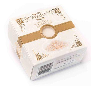Delicate Organic Naturalne mydło w kostce Mleczko Ryżowe 150g