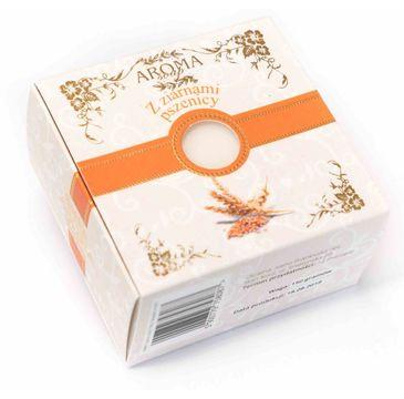Delicate Organic Naturalne mydło w kostce Ziarna Pszenicy 150g