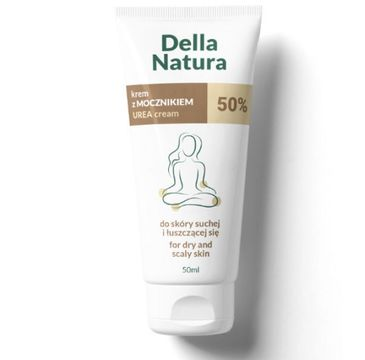 Della Natura Urea Cream krem z mocznikiem 50% (50 ml)