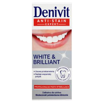 Denivit White&Brillant pasta do zębów 50 ml