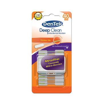 DenTek Deep Clean czyścik do przestrzeni międzyzębowych (40 szt.)