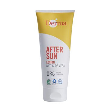 Derma After Sun Lotion balsam po opalaniu 200ml
