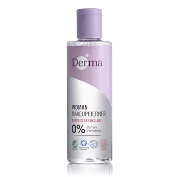 Derma Eco Woman Make-up Remover płyn do demakijażu 195ml