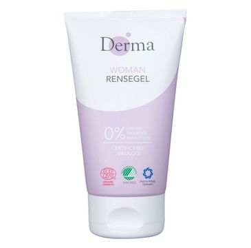 Derma Eco Woman Rensegel żel do mycia twarzy 150ml