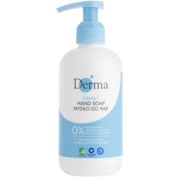 Derma Family Hand Soap mydło do rąk 250ml