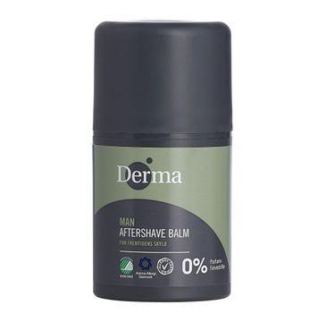 Derma – Man Aftershave Balm balsam po goleniu (50 ml)