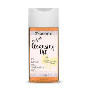 Nacomi – Olejek do Demakijażu OCM dla Cery Normalnej i Mieszanej (150 ml)