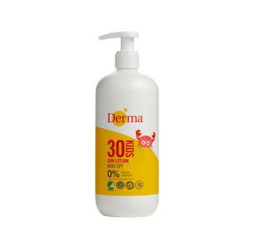 Derma Sun Kids Lotion SPF30 balsam przeciwsłoneczny dla dzieci (500 ml)