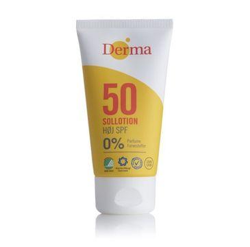Derma Sun Lotion SPF50 balsam przeciwsłoneczny 100ml