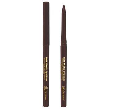 Dermacol 16H Matic Eyeliner Waterproof & Long-Lasting automatyczna kredka do oczu 03 Brown (3 g)