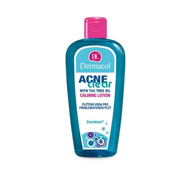 Dermacol AcneClear Calming Lotion płyn oczyszczający do skóry problematycznej 200ml