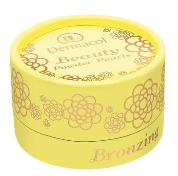 Dermacol Beauty Powder Pearls Bronzing brązujący puder w kulkach No.3 25g