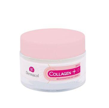 Dermacol Collagen Plus Intensive Rejuvenating Day Cream intensywnie odmładzający krem na dzień 50ml