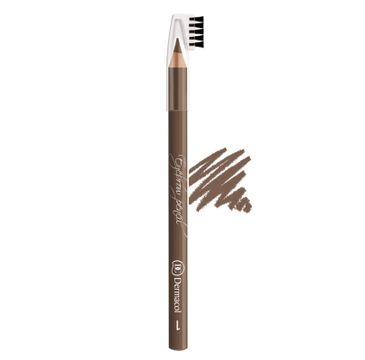 Dermacol Eyebrow Pencil kredka do makijażu brwi 01 1.6g