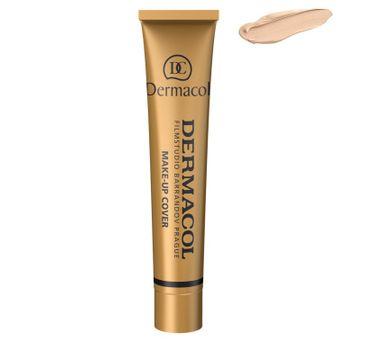 Dermacol Make-Up Cover wodoodporny podkład mocno kryjący 207 SPF30 30g