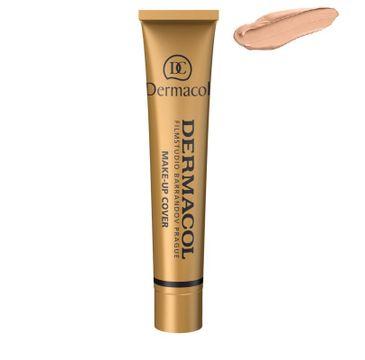 Dermacol Make-Up Cover wodoodporny podkład mocno kryjący 209 SPF30 30g