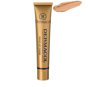 Dermacol Make-Up Cover wodoodporny podkład mocno kryjący 218 SPF30 30g