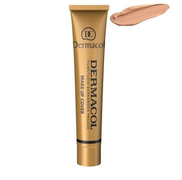 Dermacol Make-Up Cover wodoodporny podkład mocno kryjący 225 SPF30 30g