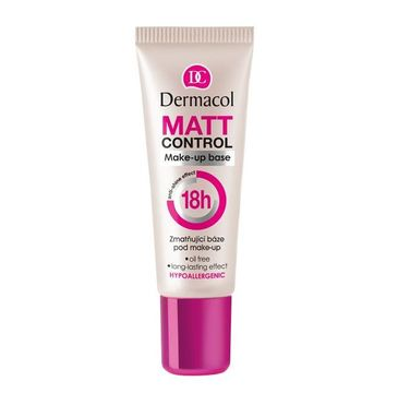 Dermacol Matt Control Make-Up Base matująca baza pod makijaż 20ml