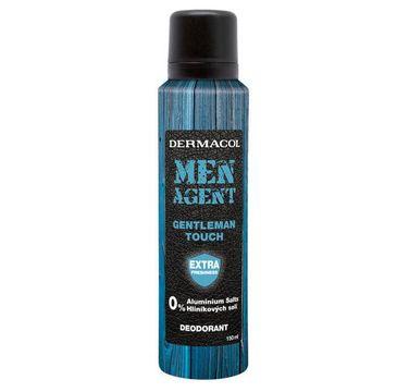 Dermacol Men Agent Gentleman Touch Deodorant dezodorant spray 150ml