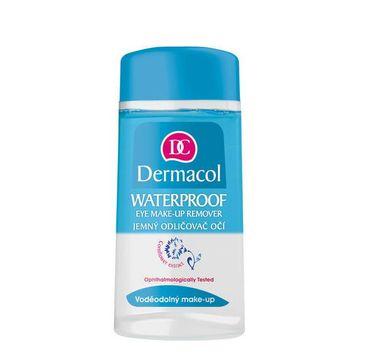 Dermacol Waterproof Eye Make-Up Remover dwufazowy płyn do usuwania wodoodpornego makijażu oczu120ml