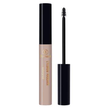 Dermacol Waterproof Eyebrow Mascara wodoodporny tusz do brwi 01 5ml