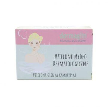 Dermaglin – mydło dermatologiczne cera wrażliwa (100 g)