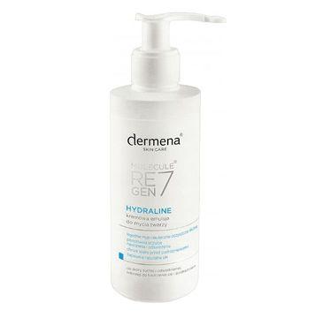 Dermena – Hydraline kremowa emulsja do mycia twarzy (200 ml)