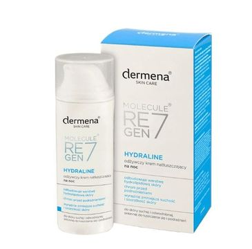 Dermena – Hydraline odżywczy krem na noc (50 ml)