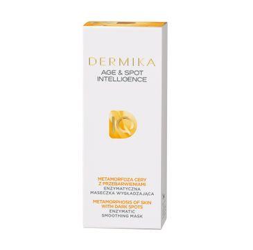 Dermika Age & Spot Intelligence enzymatyczna maseczka wygładzająca (50 ml)