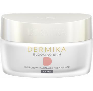 Dermika Blooming Skin hydrorewitalizujący krem na noc (50 ml)