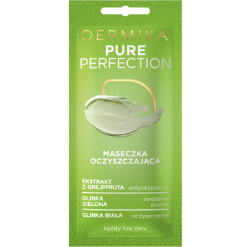 Dermika – Maseczka oczyszczająca Pure Perfection (10 ml)
